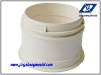PVC Plastic socket pipe fitting Moulding made in JINGZHENG mould company