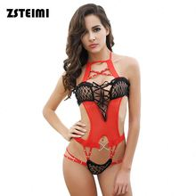 Latest Wholesale Cheap Lace Detail Teddy Sexy Female Lingeries