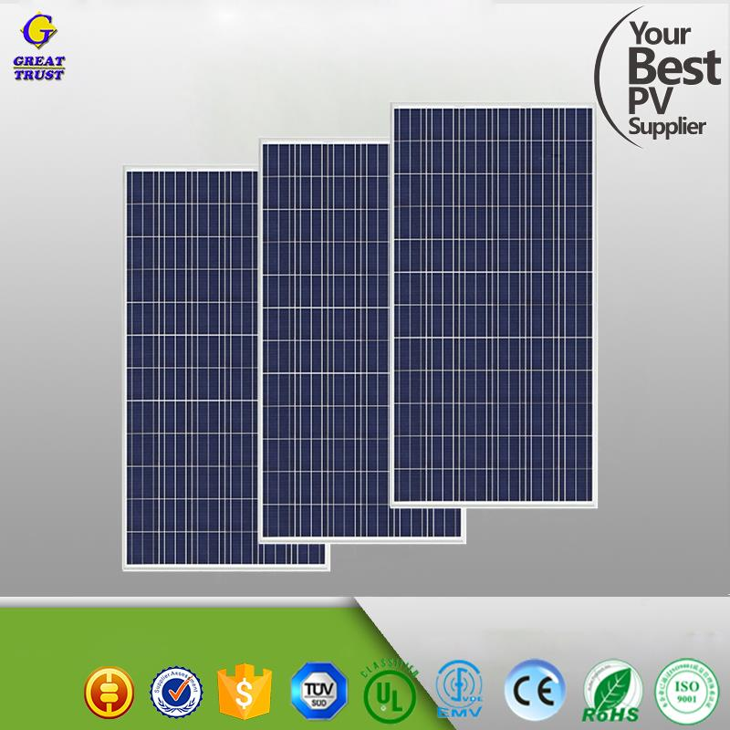 eu standard solar panel 250 w for house with high quality
