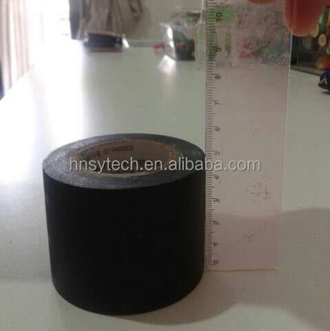 Popular selling 3M tape 1712# black PVC Electrical Insulation Tape / 3M 1712# PVC electrical insulation tape