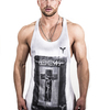 Fashionable 100 Cotton Men Tank Top