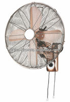 "12"" wall mount oscillating fan/ super antique wall fans/Antique wall fan"