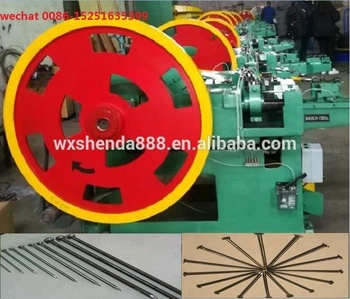 High Speed Round Wire Nail Making Machine Price