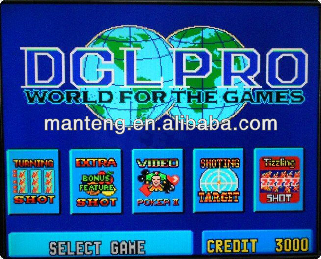 Hot Spot AMIRAL 5 in 1 Clud Master Pro Slot Game Board