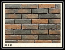 2015 high quality light weight brick stone