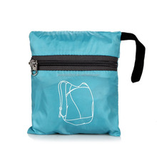 wholesale mini outdoor custom foldable <strong>backpack</strong>