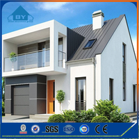 High Quality SGS Certificate Low Cost Steel Structure Prefab House