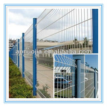 type of factory welded mesh fence(anping manufacturer ISO9001)