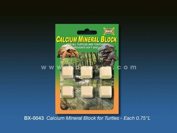 Calcium products mineral Supplemental lick