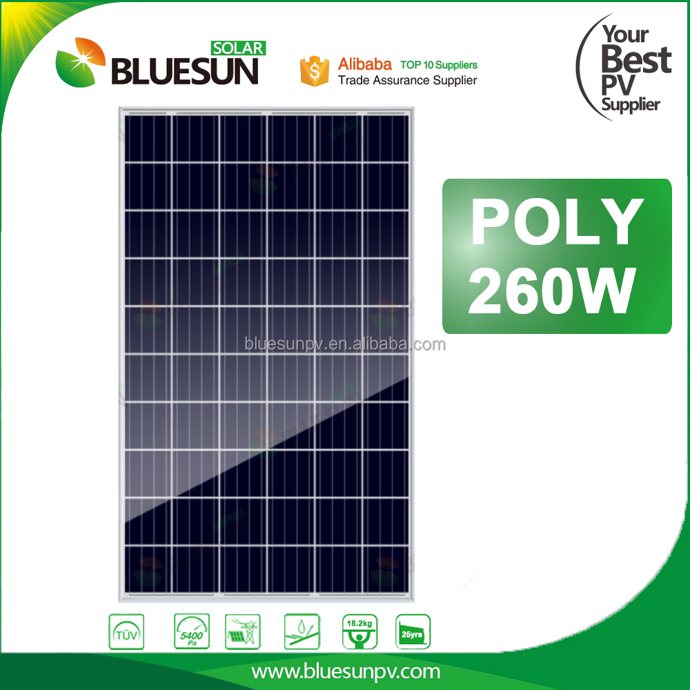 germany solar panels 260 watt 260w solar panels 260 watt best manufactory