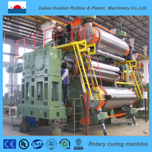 Rotocure vulcanizing press and Rubber rotary curing machine