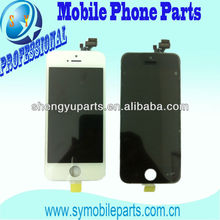 For Iphone5 5G Display With Digitizer Screen ,5G Mobile LCD