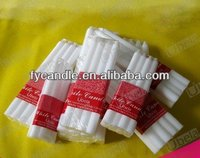 58-60 degree wax pillar candle -Africa Candle -palm oil candle