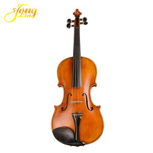 TL007-3 Musical Instrument High Quality Antique Professional Violin Natual Flamed Violin