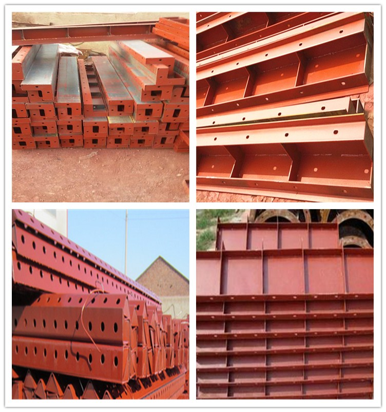 Tianjin Manufacturer TSX-10267 Formwork For Concrete Piler