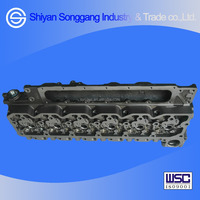 ISDE Cummin Diesel Engine Spare Parts Cylinder Block Assembly with Core Hole Plug for Dongfeng Truck C3977225