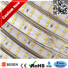 2400K Warm White 12V 3W Small Battery Powered Mini Operated Flashing Cuttable Zilotek 2835 Smd Waterproof Led Strip Light