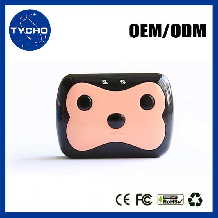 New GPS Tracker D69 GPS Tracking Collar For Dog Cat Mini Waterproof GPS Dog Locator