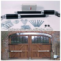 CE/EMC/TUV 24V DC phone operated gate opener