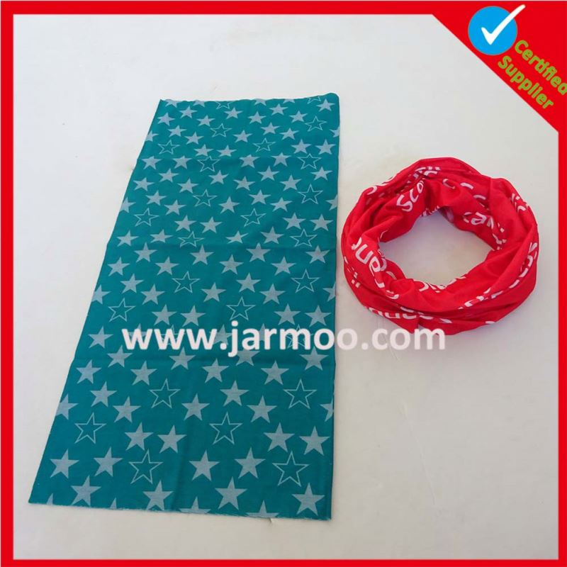 multifunctional headwear bandana for promotion