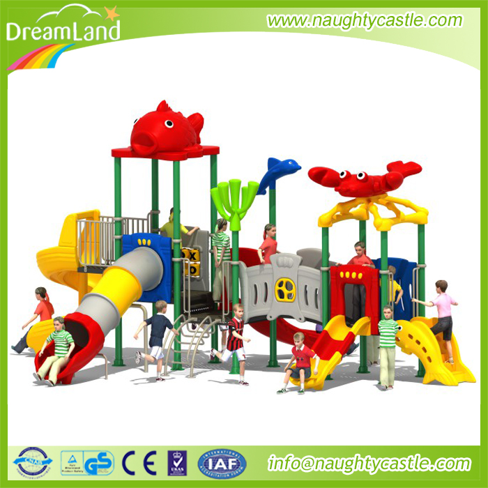 Ocean Theme Outdoor Playground Equipment Toys/kids outdoor playground spare part