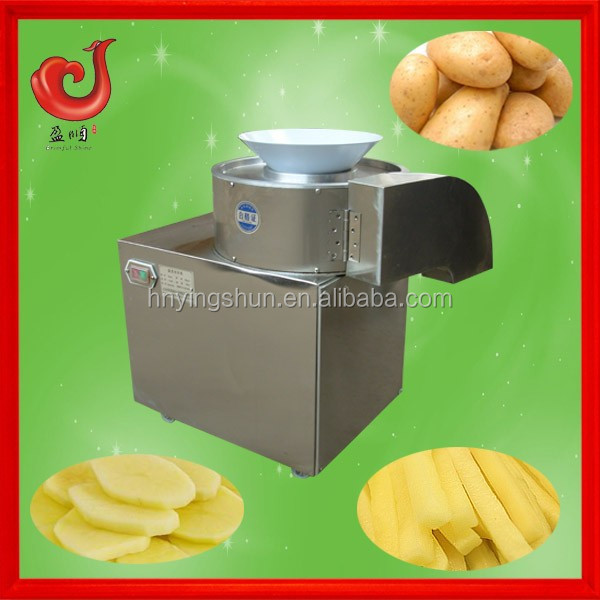 2015 hot sale automatic stainless steel vegetable dicing machine