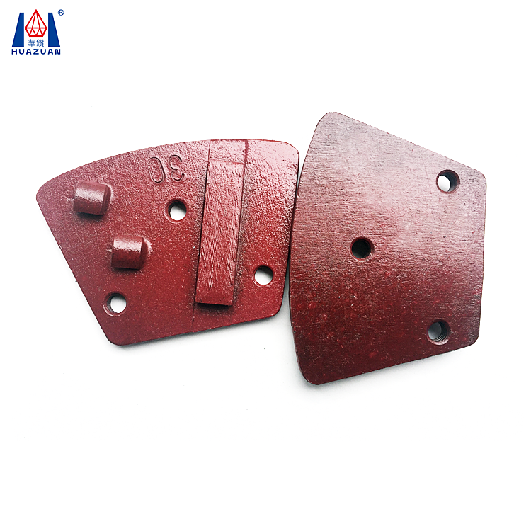 PCD Grinding block for floor system