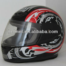 AD-177 motorcycle full face Low Price Helmets With Nice Decal