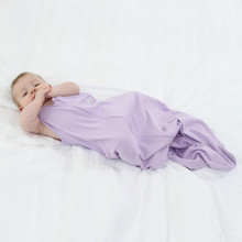 LAT cotton sleepsack newborn baby single layer sleeping bag