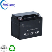 12v 12ah motorcycle battery with good quality