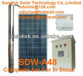 IN STOCK solar submersible pump 1.1KW