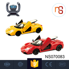 Wholesale cheap plastic rc car big models 4 channel remote control toy truck for kids