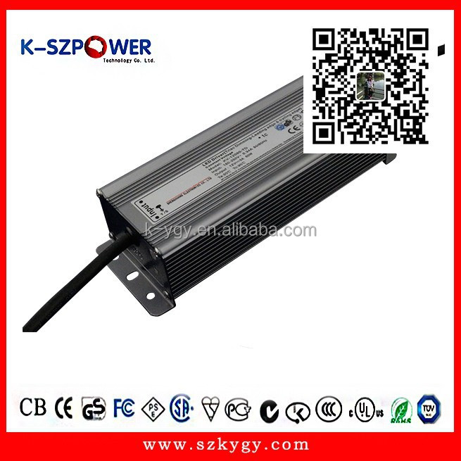 2015 K-37 B-80W YGY Triac dimmable constant current led driver