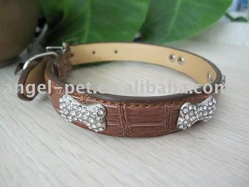 dog rhinestone collar