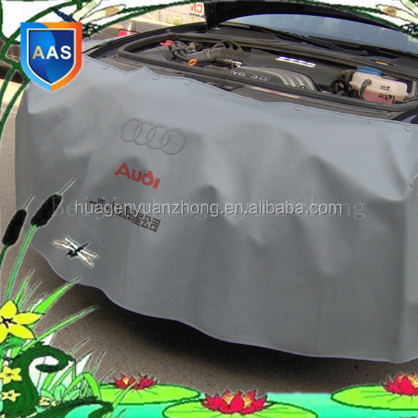 pvc tarpaulin for Car Fender cover