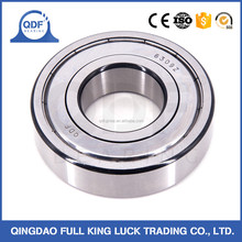 Motor bearing 6314zz 6314-2rs 70*150*35 china factory deep groove ball bearings 6300series for conveyor roller