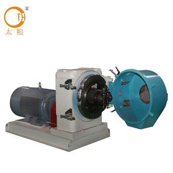 Promotional pelleting machinery for fish feed cheap Capacity 2-25t/h gear direct-connecting driving