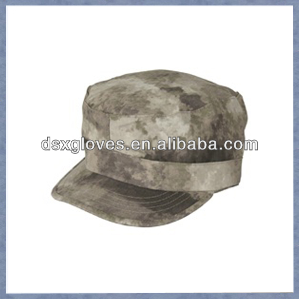 fitted cap manufacturer Camo Hat Military Hat Camouflage Hat