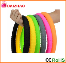 hot promotion Silicone Steering Wheel Cover/Silicone Steering Wheel Cover
