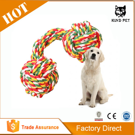 [Kind Pet]OEM pet products pet toys/ rope dog toys