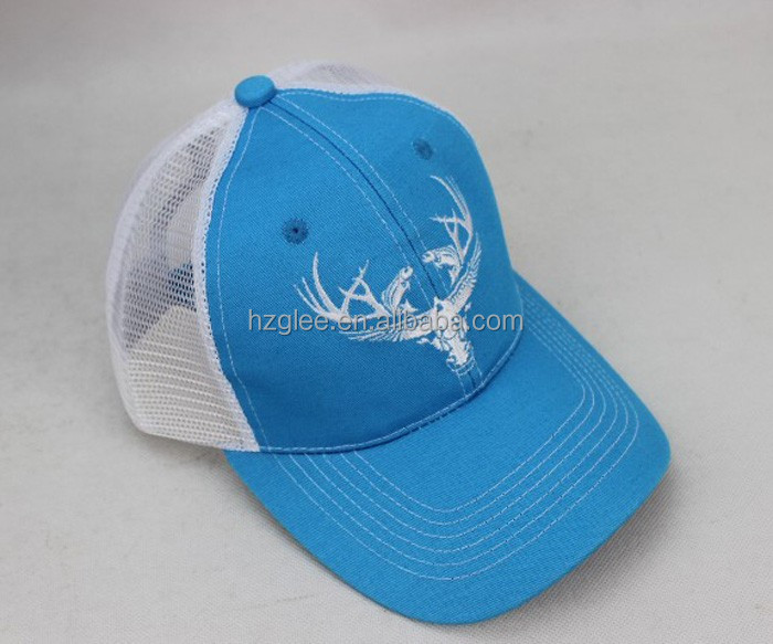 Cheap mesh trucker hat