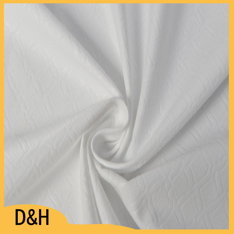 polyester peach skin twill fabric construction for hotel bedding