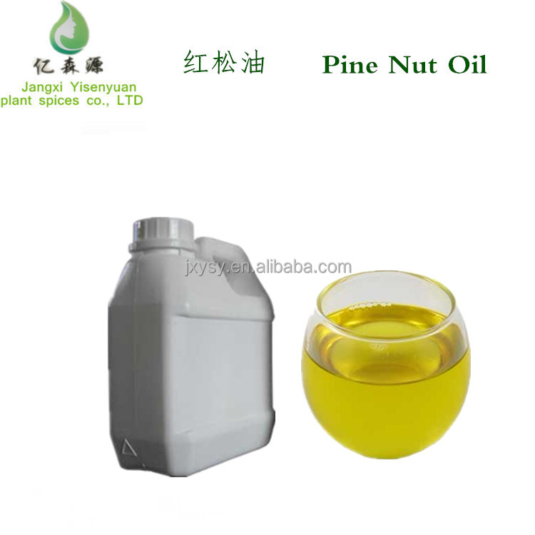 Pine Fragrance Oil 85% Korean Raw Material Price Vitamin And Unsaturated Fatty Acids Red Pine Nut Oil