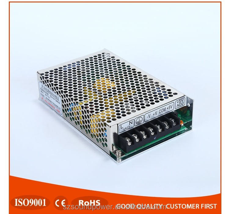 Metal case Meanwell smps for sale 12v 16.5a 200w power supply