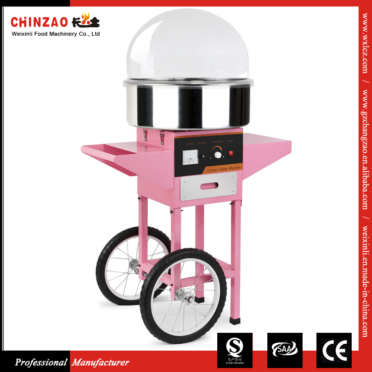 Table Countertop Electric Commercial Candy Floss Machine CF 05 For Sale