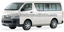 New Toyota Hiace Vehicles