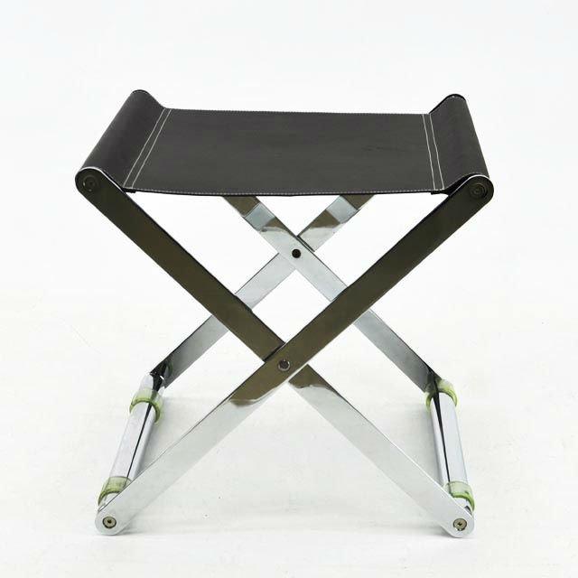 Раскладной стульчик из металла своими руками 83