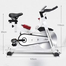 Body Fit Spinning Bike Exercise Equipment for Home Office Fitness