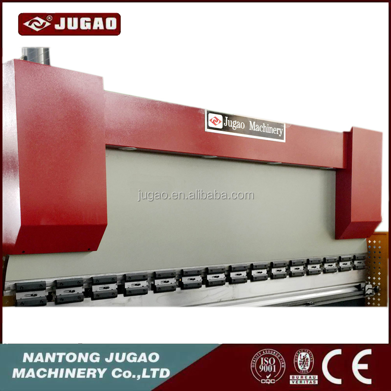 JUGAO WC67Y High Quality hydraulic roller rolling machine square tube roller bender rolling angle iron