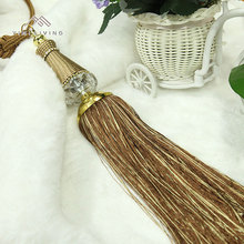 Manufactory wholesale good quality luxury decorative sofa tassel